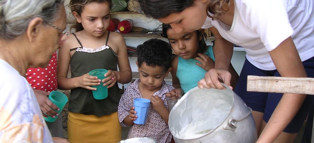 Permalink to: Sulla terra c'è abbastanza per soddisfare i bisogni di tutti